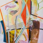 Skip, Oil on panel, 48 x 36